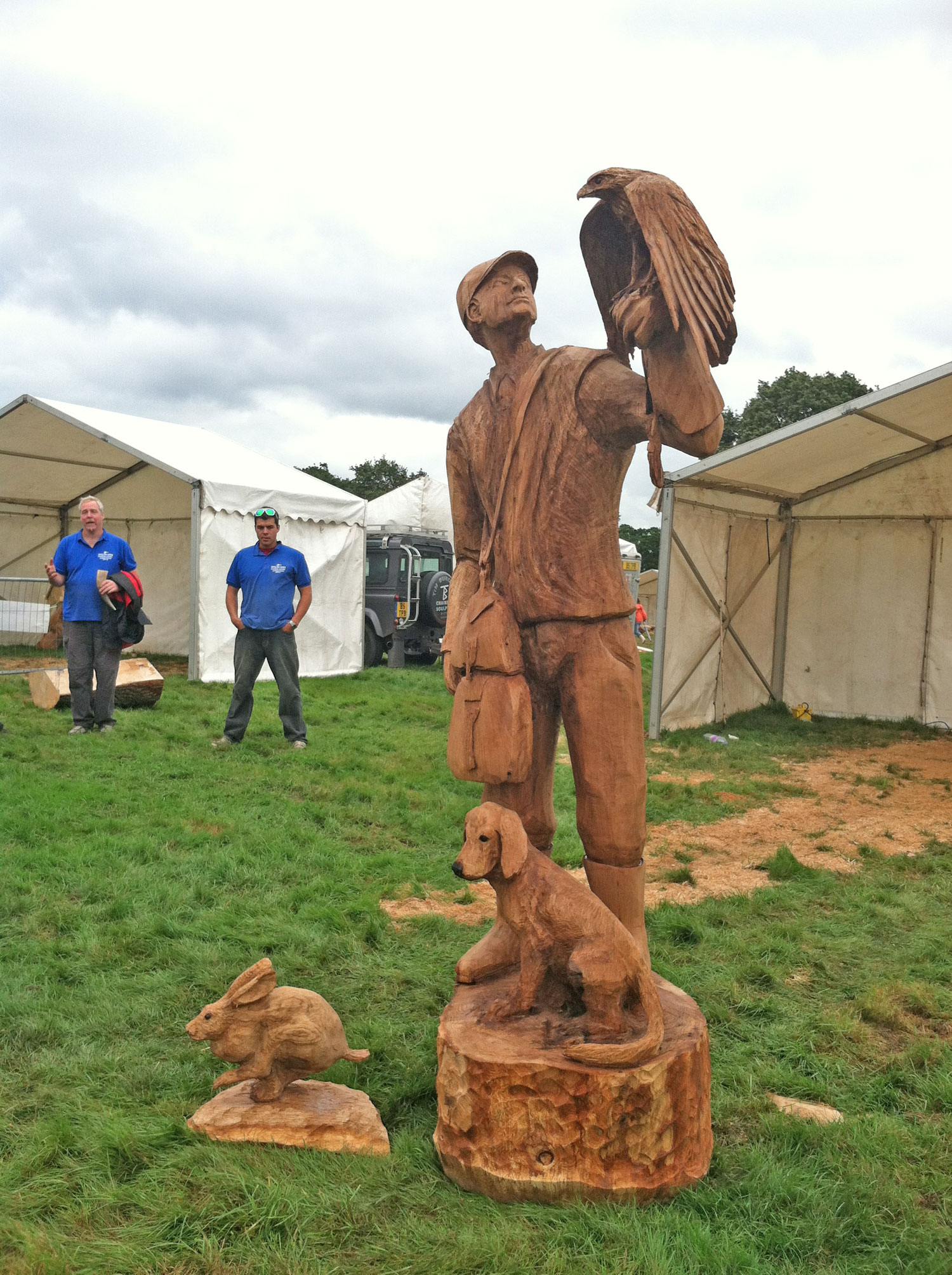 Chainsaw Carving Workings